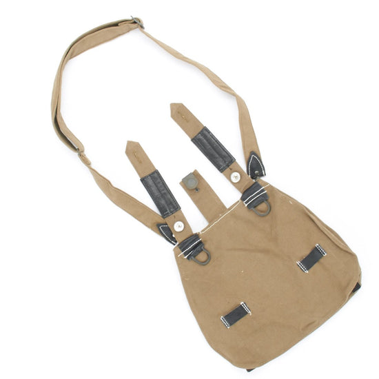 German WWII M31 Bread Bag with Carry Strap
