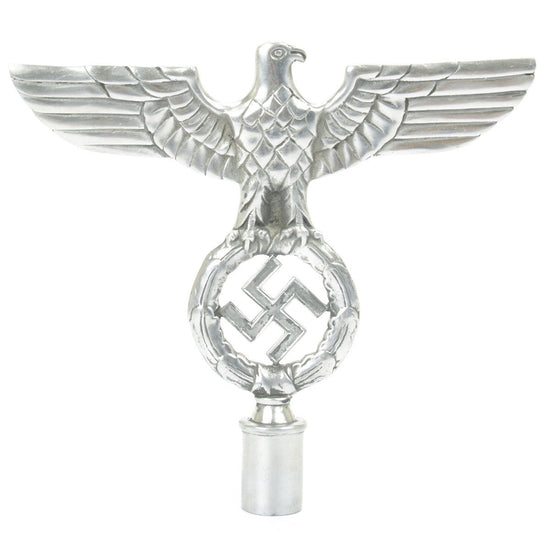 German WWII NSDAP Pole Top