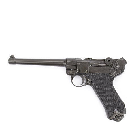 German WWI Naval Luger New Made Non-Firing Pistol- Lange Pistole 04 New Made Items