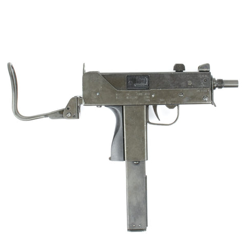 U.S. Ingram MAC-11 New Made Display Gun- Metal Construction