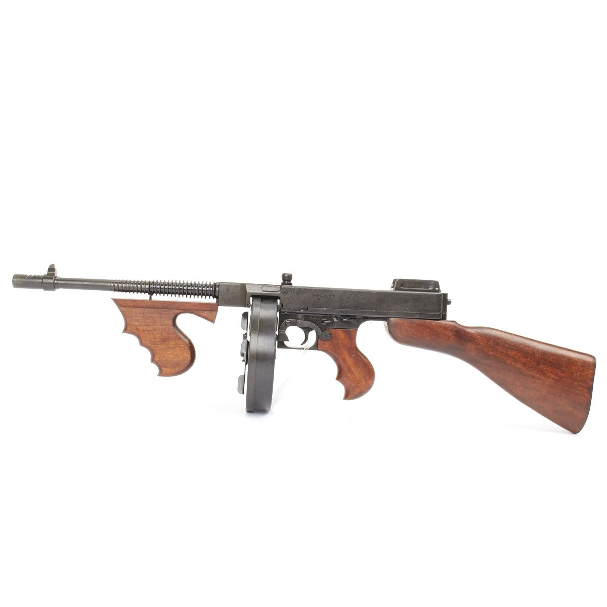 U S  Thompson M1928 New Made Display SMG with 50 Drum