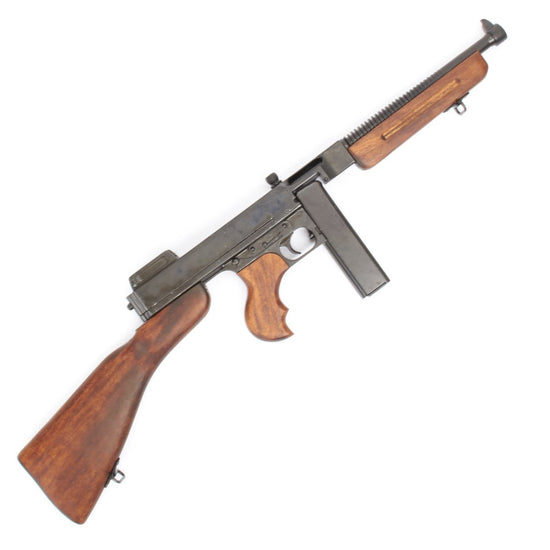 U.S. WWII Thompson M1928 New Made Display SMG with Stick Magazine International Military Antiques