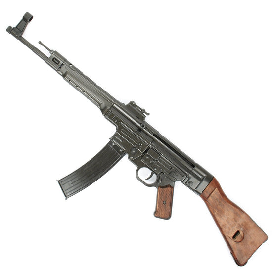 German WWII MP 44 Stg 44 New Made Display Gun- Metal and Wood Construction International Military Antiques