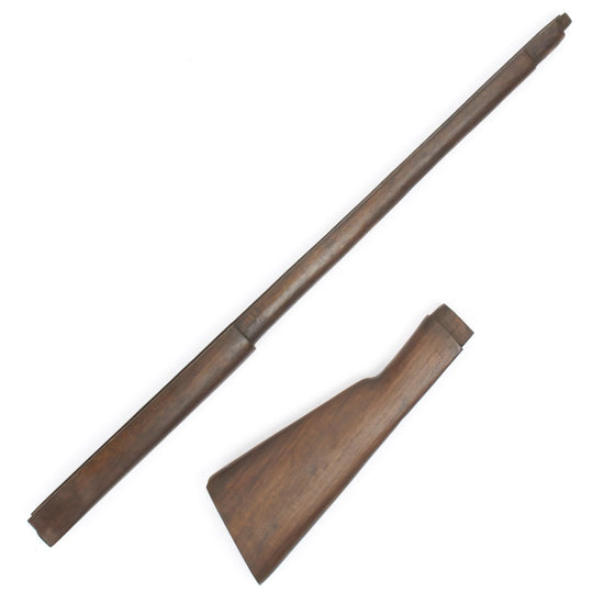 British Martini-Henry MkI and MkII Rifle Replacement Wood Stock Set- Forend and Butt New Made Items