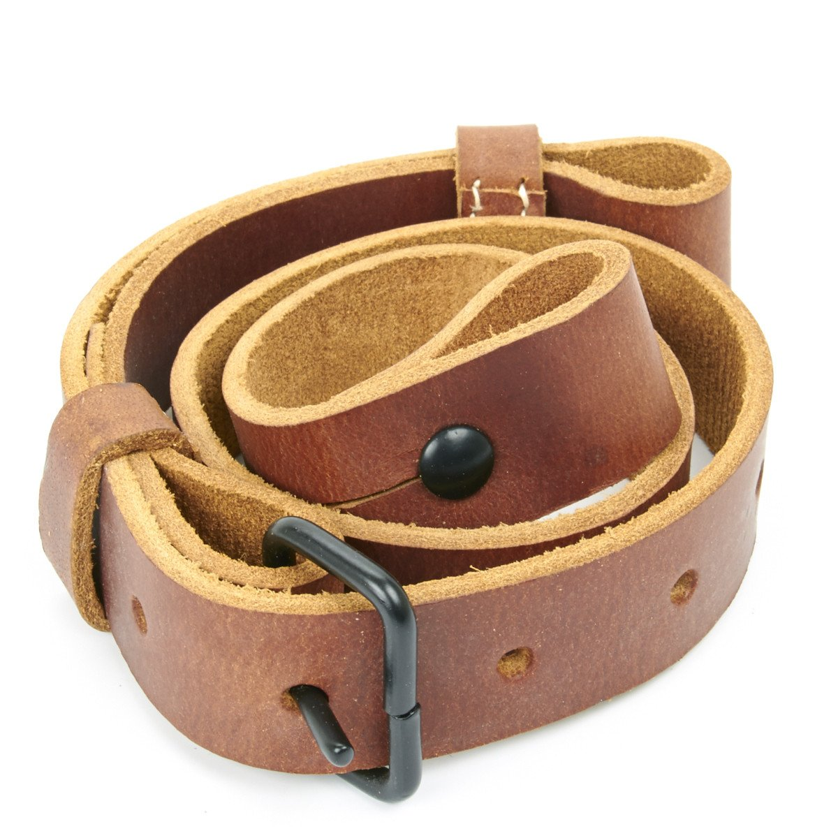 Japanese WW2 Arisaka Type 99 Leather Rifle Sling – International