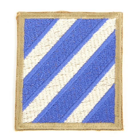 U.S. WWII 3rd Infantry Division Shoulder Patch - Marne Division New Made Items