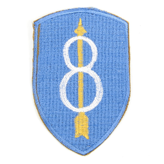 U.S. WWII 8th Infantry Division Shoulder Patch - Pathfinder New Made Items