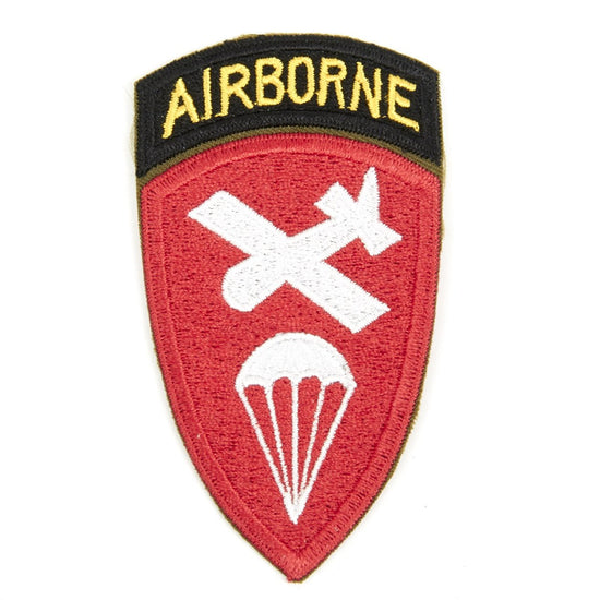 U.S. WWII Airborne Command Paratrooper Shoulder Patch New Made Items
