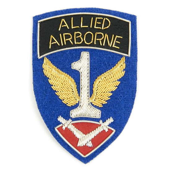 U.S. WWII 1st Allied Airborne Army Shoulder Patch