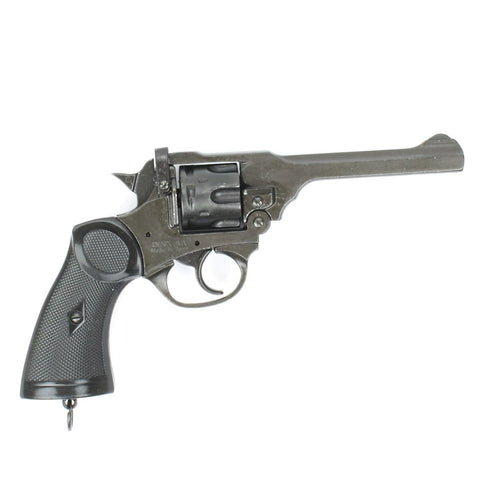 British Webley MK IV Revolver 38/200- Display Non-Firing Pistol