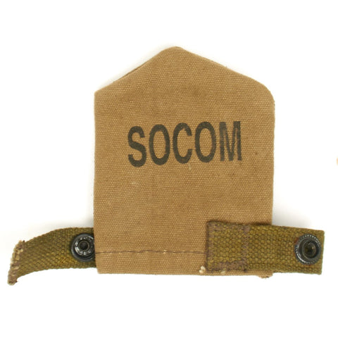 U.S. WWII Rifle Muzzle Cover- SOCOM