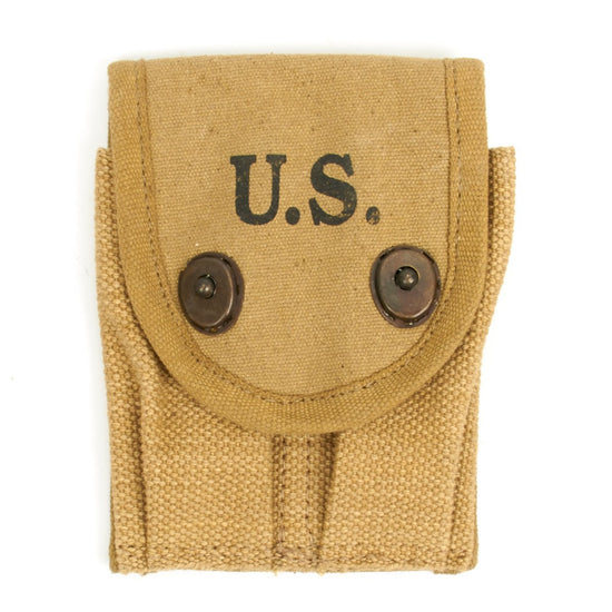 U.S. WWI .45 cal Double Magazine Pouch New Made Items