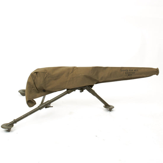 U.S. WWII 1919A4 Browning .30cal Canvas Gun Cover