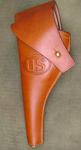 U.S. 1905 .38 Cal Holster: WWI New Made Items