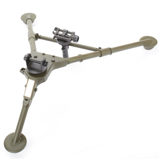 U.S. Browning M1919A4 .30 cal M2 Tripod with Pintle and T&E