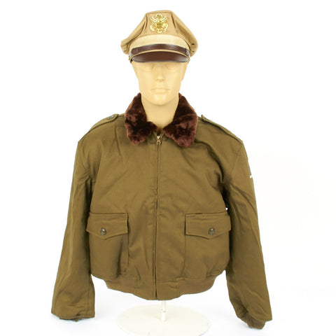 U.S. WWII Army Air Force USAAF Type B-10 Flight Jacket