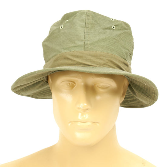 U.S. WWII Daisy Mae HBT Hat New Made Items
