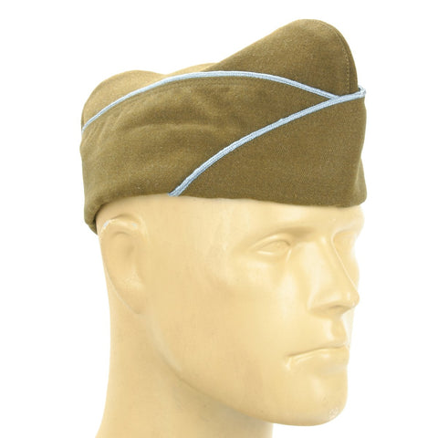 U.S. WWII Issue Garrison Cap- Infantry & Paratrooper New Made Items