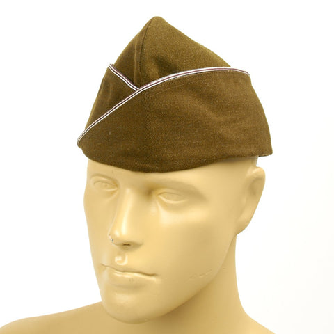 U.S. WWII Issue Garrison Cap - Inactive Reserves New Made Items