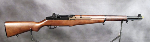 Airsoft: M1 Garand Gas Powered Rifle by Marushin
