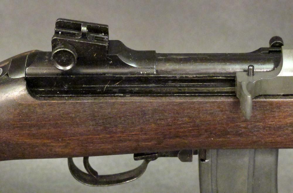 Airsoft: M2 Carbine Gas Powered Fully Automatic Rifle by