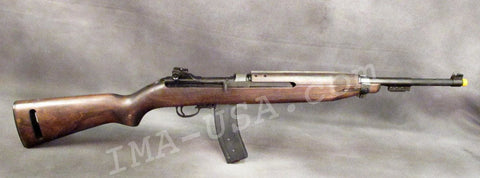 Airsoft: M2 Carbine Gas Powered Fully Automatic Rifle by Marushin