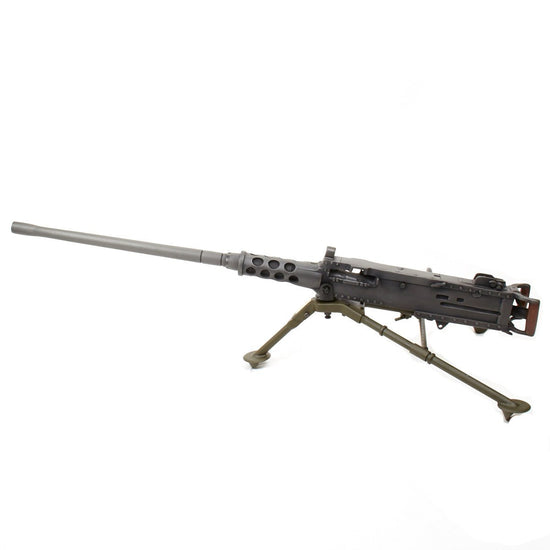 U.S. M2 Browning .50 Caliber Resin Display Machine Gun