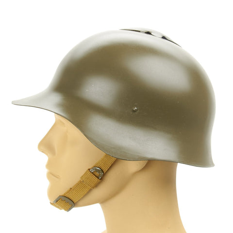 Russian WWII Soviet M36 SSh-36 Steel Combat Helmet New Made Items