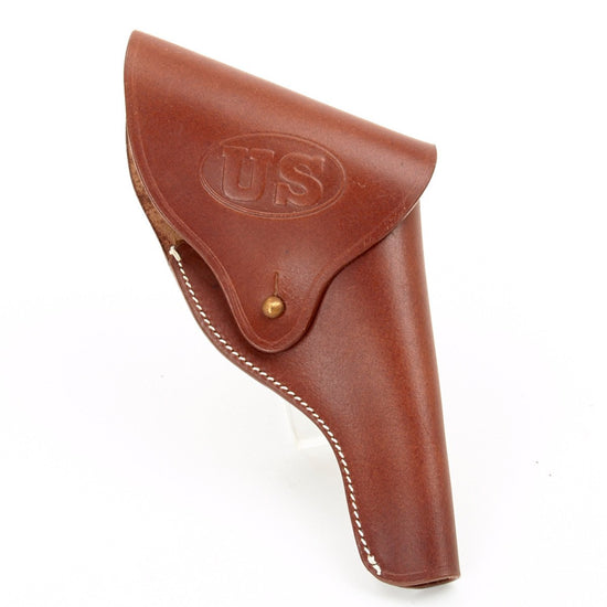 U.S. WWII Smith & Wesson .38 cal Victory Holster