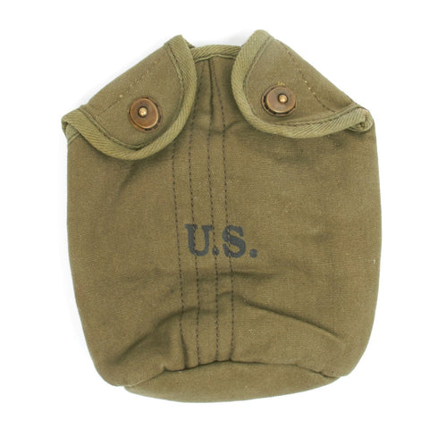 U.S. WWII Infantry Canteen Cover