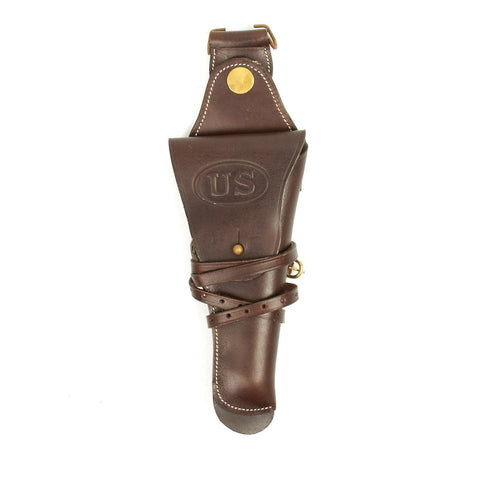 U.S. WWI M1912 Model 1911 .45 Holster - Grade 2 New Made Items