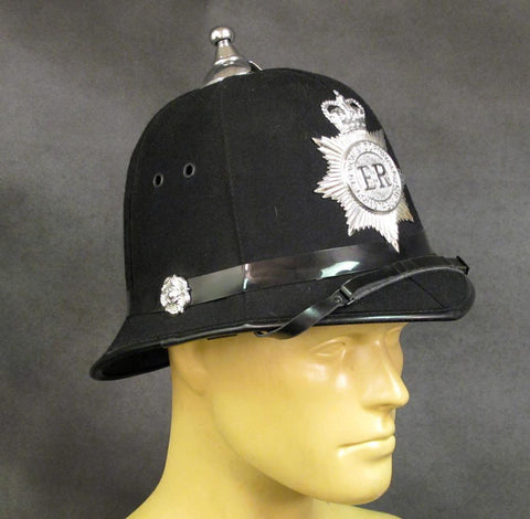 British Bobby Police Helmet: Ball Top Original Items