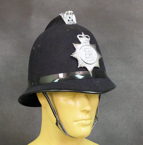 British Bobby Police Comb Pattern Helmet: County Sussex