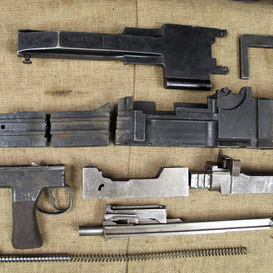 British BESA Mark III Machine Gun Parts Set