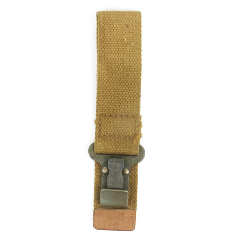 Original Canadian WWII Inglis 1935 Browning Hi-Power Belt Frog