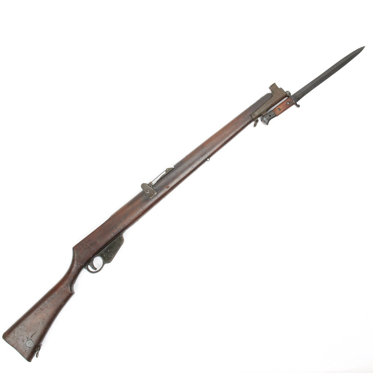 Original British WWI Lee-Enfield SMLE No 1 Dummy Training Rifle with