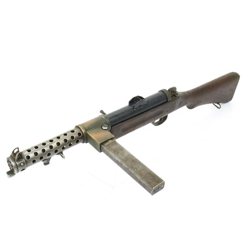 Original British WWII Lanchester Display Sub Machine Gun