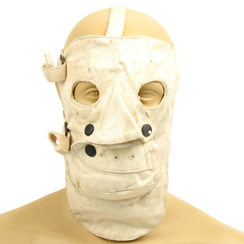 Original NATO Issue Cold Weather Arctic Face Mask- Unissued