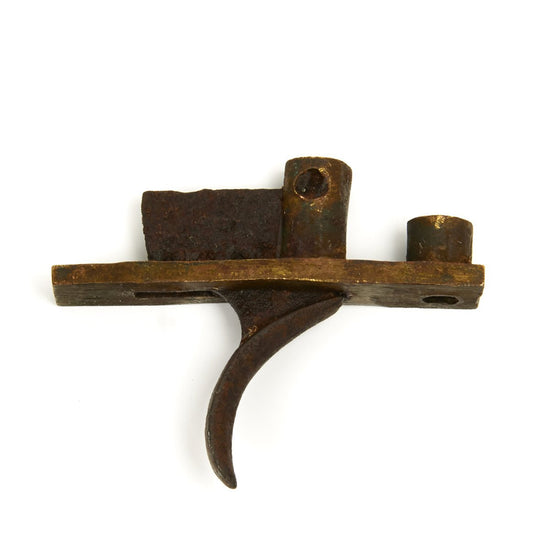 Original British P-1853 Enfield Rifle Trigger Assembly