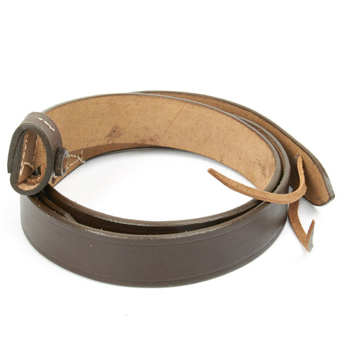 British Colonial Enfield P-1853 Rifle and P-1864 Snider Rifle Brown Leather Sling New Made Items