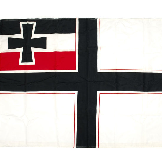 German WWI Imperial Navy Flag 3' x 5'