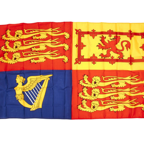 The Royal Standard United Kingdom Flag 3' x 5' New Made Items