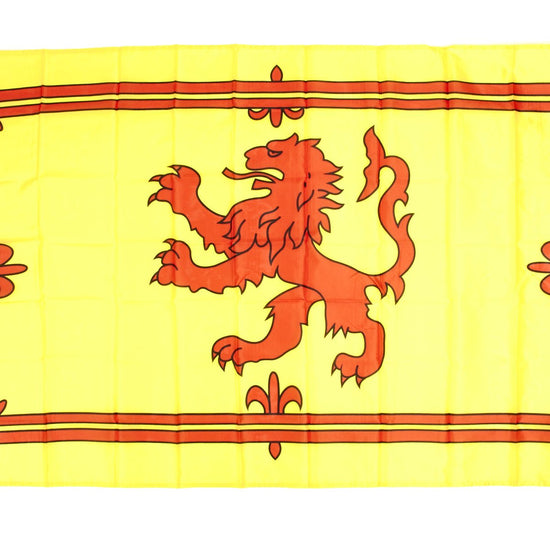 Scottish Royal Rampant Lion Standard Flag 3' x 5'
