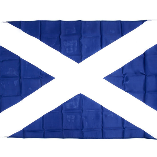 Flag of Scotland - The Saltire or Saint Andrew's Cross 3' x 5' New Made Items