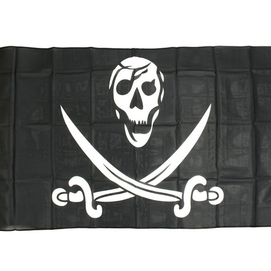 Pirate Calico Jack Jolly Roger Flag 3' x 5' New Made Items