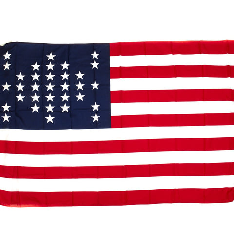 U.S. Civil War Fort Sumter Flag 33 Stars 3' x 5'