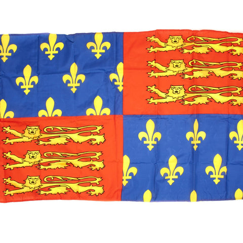 English The Tudors Flag Royal Standard Banner 3' x '5