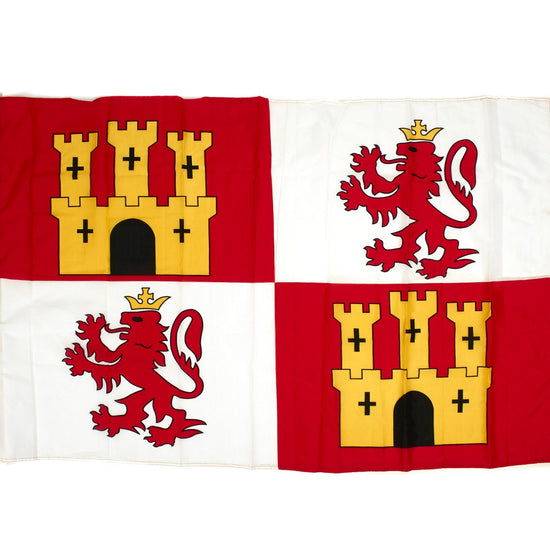 Royal Standard of Spain Flag 3' x 5'