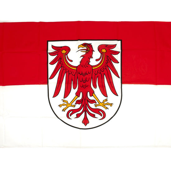 State Flag of Brandenburg Germany 3' x 5'