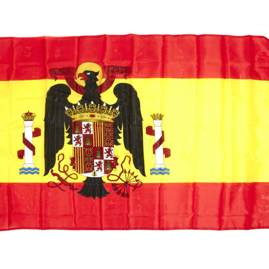 Spainish WWII Flag of Facist Spain under Franco 3' x 5'